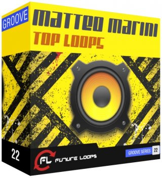 Сэмплы Future Loops Matteo Marini Top Loops