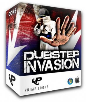 Сэмплы Prime Loops Dubstep Invasion