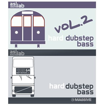 Пресеты ASL SoundLab Hard Dubstep Bass Vol.1 и Vol. 2 для Massive