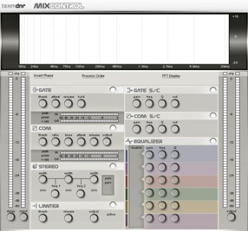 DNR Collaborative MixControl AU VST VST3 v1.0r7 PC/MAC