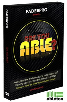 Видео уроки FaderPro Are You Able по Ableton Live