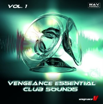 Сэмплы Vengeance Essential Clubsounds Vol. 1