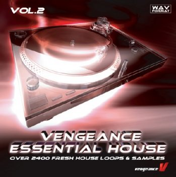 Сэмплы Vengeance Essential House Vol. 2