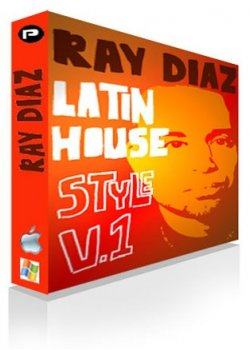 Сэмплы Producer Pack Ray Diaz Latin House Style Vol.1 (MULTiFORMAT)