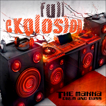 Сэмплы ударных The Makka Drum & Bass Full Explosion (WAV)