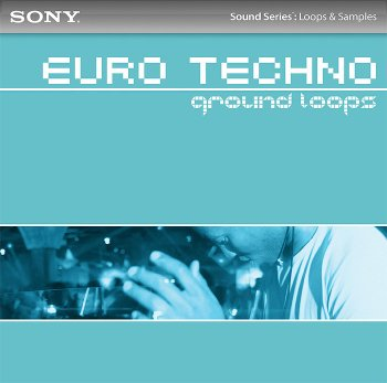 Сэмплы Sony MediaSoftware Euro Techno Ground Loops