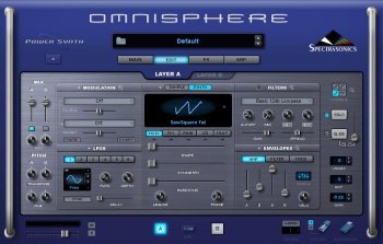Обновление Spectrasonics Omnisphere v1.5.6d Update Only WIN/OSX