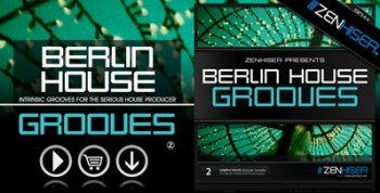 Сэмплы Zenhiser Presents Berlin House Grooves Vol 2 (WAV)