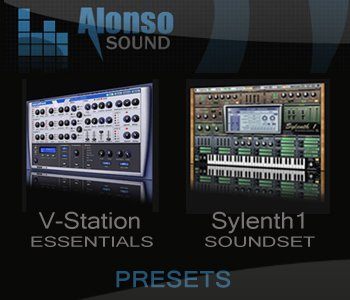 Набор пресетов Alonso Sound (Sylenth1 / V-Station)