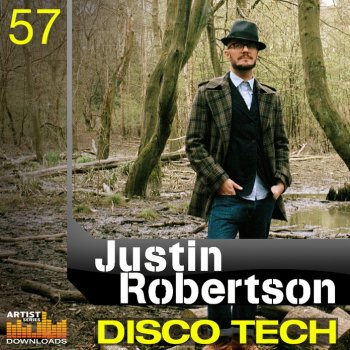Сэмплы Loopmasters Justin Robertson - Disco Tech