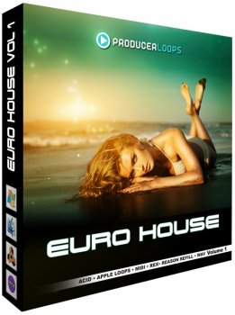 Сэмплы Producer Loops Euro House Vol 1