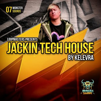 Сэмплы Loopmasters Monster Sounds Jackin Tech House By Kelvera