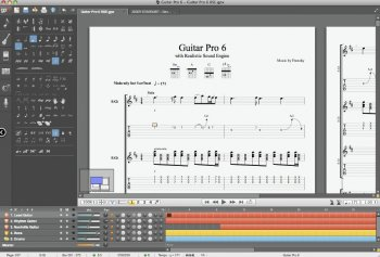 Guitar Pro 6.0.9 r9934 Final + Soundbanks (PC/Mac/Linux)