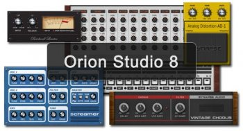 Synapse Audio Orion v8.0.2