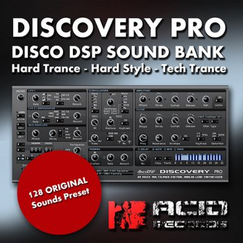 Пресеты Acid Records Discovery Pro: Disco DSP Sound Bank