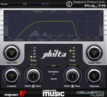 Vengeance Sound Philta (CM Edition) PC/MAC