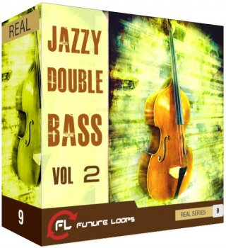 Сэмплы Future Loops Jazzy Double Bass Vol 2 (WAV)