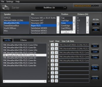 iProductions Audio IR-LAB v1.08 x86 x64