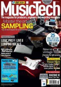 Music Tech Magazine (August 2011)