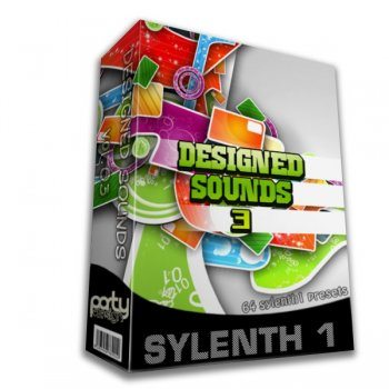Пресеты Party Design Designed Sounds for Sylenth1 Vol 3