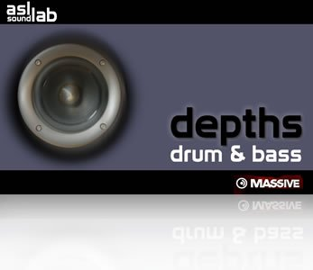 Пресеты ASL SoundLab Depths - Drum & Bass Soundset