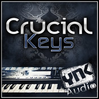 Сэмплы и MIDI - YnK Audio – Crucial Keys