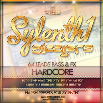Пресеты Uneek Sounds Sylenth1 Sizzlers