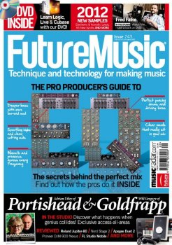 Future Music September 2011 (Issue 243)