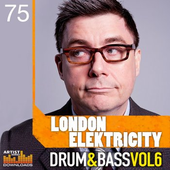 Сэмплы Loopmasters London Elektricity Drum And Bass Vol 6 (DnB) (MULTiFORMAT)