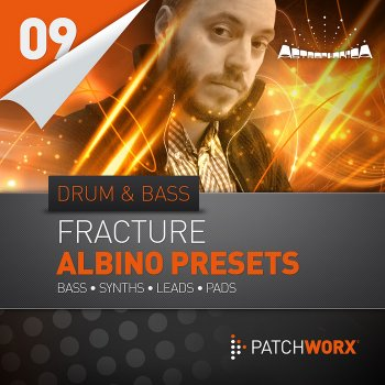 Пресеты Patchworx Fracture Drum and Bass Albino Presets