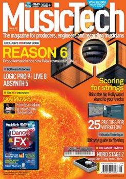 Music Tech Magazine Issue 102 (September 2011)