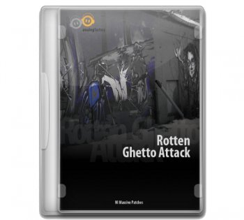 Пресеты Analog Factory Rotten Ghetto Attack