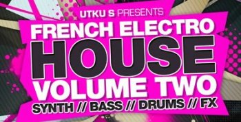 Сэмплы Loopmasters French Electro House Vol 2 (MULTiFORMAT)