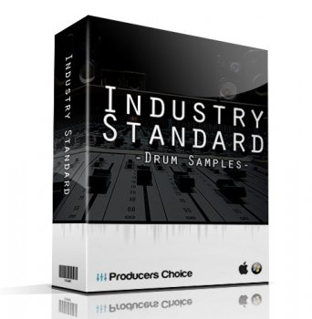 Сэмплы ударных Producers Choice Hip Hop Drum Samples Industry Standard (WAV)