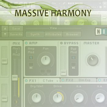 Пресеты Emerge Audio Harmony для NI Massive