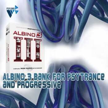 Пресеты Psyload Albino 3 Bank for Psytrance & Progressive