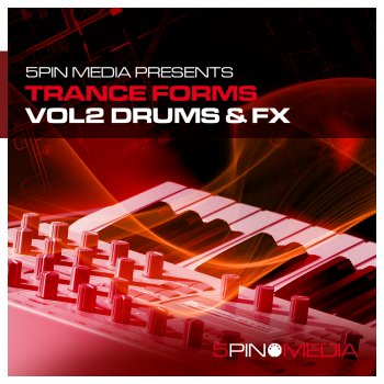 Сэмплы 5Pin Media Trance Forms Vol 2 Drums and FX (MULTiFORMAT)