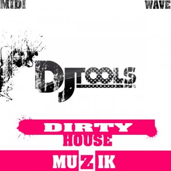 Сэмплы Dj Tools Dirty House Muzik (Tech House) (WAV)