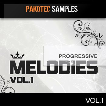 Сэмплы Pakotec Productions Progressive Melodies Vol 1 (House) (WAV)