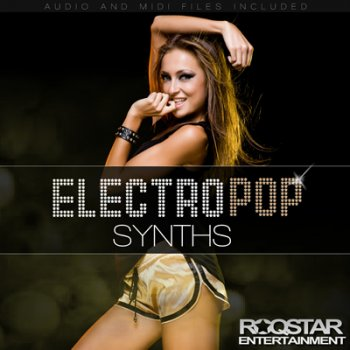 Сэмплы Roqstar Entertainment Electro Pop Synths (WAV/MIDI)