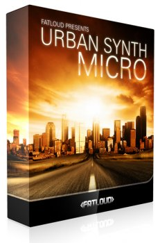 Сэмплы FatLoud Urban Synth Micro (Hip Hop, RnB) (MULTiFORMAT)