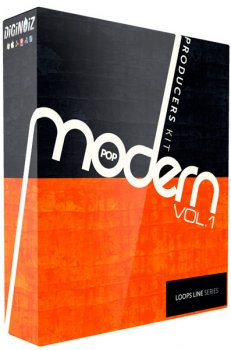 Сэмплы Diginoiz Modern Pop Vol 1 Producers Kit (MULTiFORMAT)