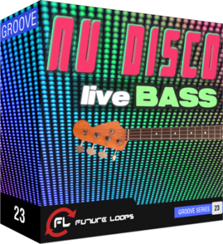 Сэмплы баса Future Loops Nu Disco: Live Bass (WAV/REX)