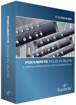 Focusrite Plugin Suite VST v1.2