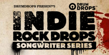 Сэмплы ударных Drum Drops Indie Rock Drops - Songwriters Series Vol. 1 (WAV/REX)