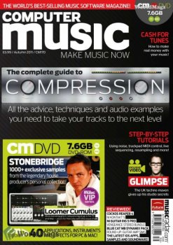 Журнал Computer Music Autumn 2011 (CM170)