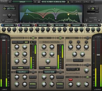 DNR Collaborative MixControl Pro VST v1.5r6