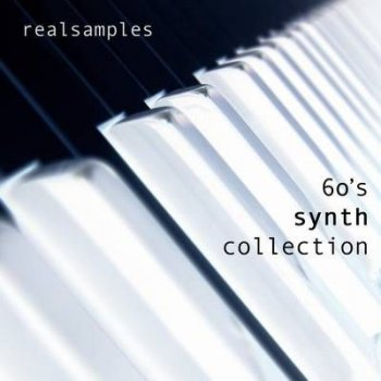 Сэмплы органа Realsamples 60's Synth Collection (MULTiFORMAT)