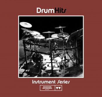 Сэмплы ударных Waveform Recordings Drum Hits (WAV)