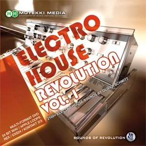 Сэмплы SOR Electro House Revolution Vol. 1 (MULTiFORMAT)